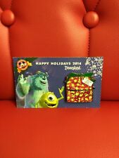 Disneyland's Happy Holiday 2014 Pin: Boo From Monster Inc LE 1500 (DP-A)