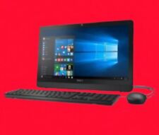 """NEW Dell Inspiron 20 i3052-3600BLK 19.5"""" Touchscreen All in One Computer SEALED!"""