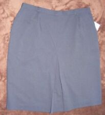 Mid-Calf Polyester A-Line Regular Size Skirts for Women