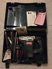 METABO KHE 56 - DEMOLITORE / PERFORATORE CATEGORIA 7 KG (NO HILTI, NO BOSCH)