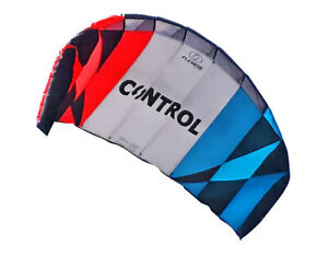Flexifoil Kitesurfing Trainer Kite 2.4m2 'Control' - Learning to Kitesurf