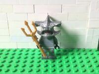 LEGO Atlantis Hammerhead Warrior Minifigure atl017 From Sets 7977 7984