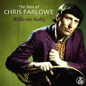 Chris Farlowe - Ride on Baby: The Best of Chris Farlowe (2 Disc) CD NEW