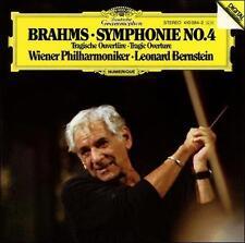 Brahms: Symphony 4 / Tragic Overture Johannes Brahms, Leonard Bernstein, Wiener