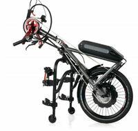 Sopur ATTITUDE Hybrid Anklemm-Handbike Handbike mit elektrischer Unterstützung