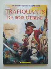 EO 1983 (très bel état) - Barbe-Rouge 22 (trafiquants de bois d'ébène) Pellerin