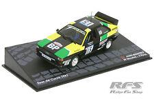 AUDI quattro-MOUTON/pons-rallye tour de Corse 1981 - 1:43 Al 1981-tdc-015i