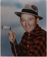 "Bing Crosby - Portrait Photo (10"" x 8"") - Reprint"