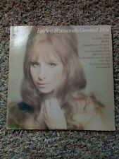 "1970 BARBARA STREISAND ""GREATEST HITS"" VINTAGE VINYL RECORD ALBUM"