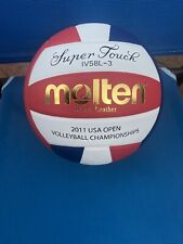 Molten Super Touch USA Volleyball Official Ball IV58L-3 US Seller
