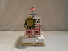 1993 Lefton Historic American Lighthouse New London Ledge Connecticut 01119