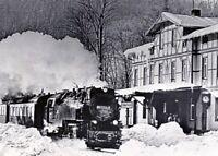 Nordhausen - Wernigerode Eisenbahn Aktie 25 Harz Brocken Bahn HSB Sachsen-Anhalt