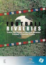 Football Rivalries (DVD, 2007, 4-Disc Set)
