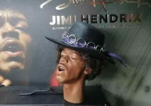 1/6 Scale Blitzway Jimi hendrix Head with HAT