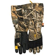 Browning Dirty Bird Decoy Gloves - Realtree MAX 4 Camo Waterproof Insulated (M)