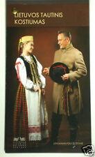 NEW SET 25 postcards Lithuanian Folk Costume ethnic dress GREAT GIFT peasant art