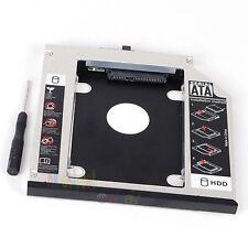 SATA 2nd HD Hard Drive Caddy Tray Lenovo ThinkPad T420i T510 W510 T520 US Seller