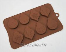 Árbol de Navidad Adorno Silicona Chocolate Caramelo Molde Pastel Decoración Pan Galletas