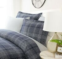 Luxury Ultra Soft Rustic Polka Duvet Cover Set By Sharon Osbourne Home