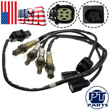 8F9Z9F472G Set of 4 New Oxygen O2 Sensor For 2011-2014 Ford F150 Pickup V8 5.0L