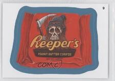 2013 Topps Wacky Packages All New Series 10 Blue #9 Reeper's Non-Sports Card 0j6
