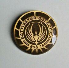 Battlestar Galactica Bsg-75 Enamel Pin - New