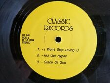 "Machine-There Before The Grace Of God Go I 12"" Classic Disco"