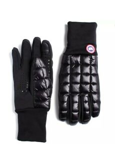 Canda Goose Quilted Gloves