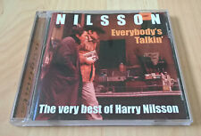 NILSSON - EVERYBODY'S TALKIN': THE VERY BEST OF HARRY NILSSON - CD (EX. cond.)