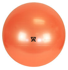 CanDo Inflatable 47 Inch Orange Exercise Sensi Ball