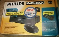 Magnavox MAT976KB MSNTV Plus With Terminal And Keyboard