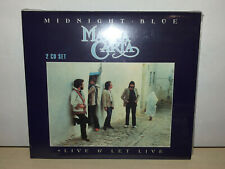 MAGNA CARTA - MIDNIGHT BLUE - LIVE AND LET LIVE - 2 CD
