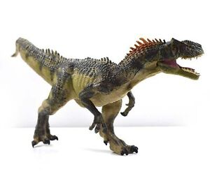 Jurassic World Park Allosaurus Dinosaur Action Figure Model Toy For Children