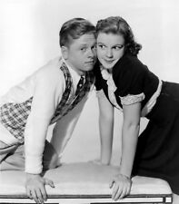 Judy Garland and Mickey Rooney photograph - L2701 - Girl Crazy - NEW IMAGE!!!!!