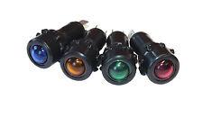 LED-Kontrollleuchte Rot, Grün, Orange, Blau Kontrolllampe12V Traktor Schlepper