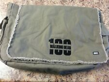 The Walking Dead 100th Episode Messenger Bag (Highly Collectibe-Promo-Very Rare)