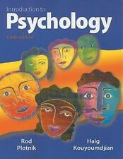 Introduction to Psychology 9th edition Plotnik