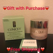 Clinique Moisture Surge Intense Skin Fortifying Hydrator Full Size NIB 1.7 oz