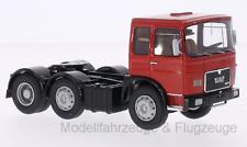 NEO45456 Man F7, Rouge/Noir, Tête de Tracteur, 1968 1:43 NEO