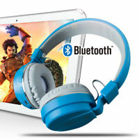 Wireless Bluetooth Headphones Stereo Foldable Headsets w/ Mic For iPhone Samsung