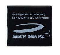 OEM Novatel Wireless 40115131 4000mAh Replacement Battery for Novatel 6620/6620L