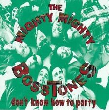Mighty Mighty Bosstones Don't know how to party (1993)  [CD]