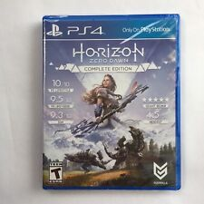 Horizon: Zero Dawn - Complete Edition PS4 ✔BRAND NEW