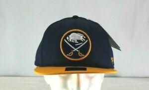 Buffalo Sabres  Yellow/Blue  Baseball Cap Snapback