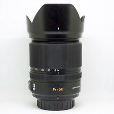 Panasonic LUMIX Vario-Elmar 14-50mm f/3.8-5.6 ASPH  Lens For Four Thirds+UV