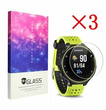 For Garmin Forerunner 225 235 Tempered Glass Screen Protector 9H Hardness (3pcs)