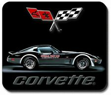 New C3 1978 Corvette Indy 500 Pace Car Mouse Pad Mats Mousepad Hot Gift