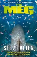 The Meg (Megalodon) By Steve Alten
