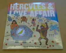 HERCULES & LOVE AFFAIR The Feast Of The Broken Heart 2014 Euro 2-LP + CD SEALED