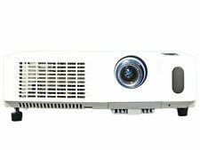 Hitachi CP-X3011 3LCD Projector 3200 Lumens HDMI w/Adapter 1080i/p Remote